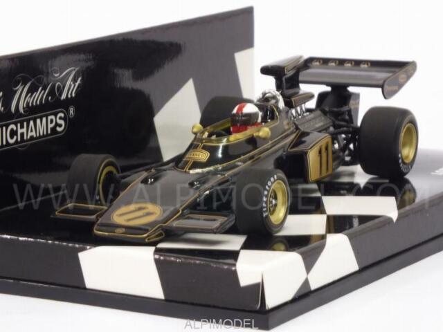 Lotus 72 Ford GP USA 1972 Dave Walker 1:43 MINICHAMPS 400720011