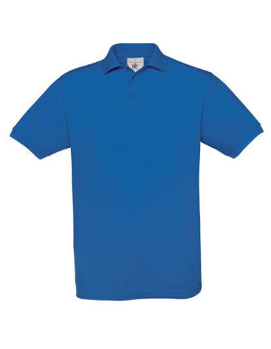 B/&C Herren Poloshirt Polohemd POLO SAFRAN Kurzarm S M L XL XXL 3XL Neu BCPU409