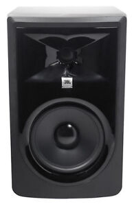 "JBL 306P MkII 6"" 2-Way Powered Studio Reference Monitor Monitoring Speaker 613815567165"