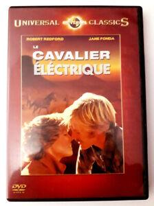 Le-cavalier-electrique-POLLACK-REDFORD-FONDA-dvd-Tres-bon-etat