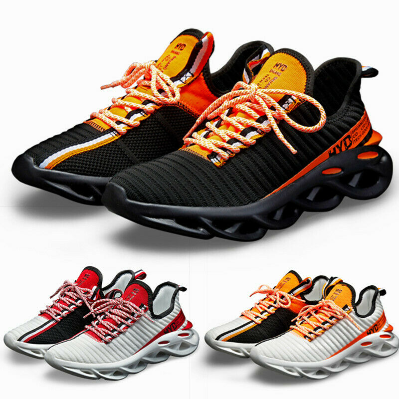 Men's Shoes Sports Athletic Casual Running Gym Fitness Sneakers Outdoor Shoes SZ