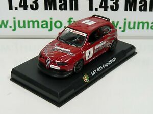 IT87N-Voiture-1-43-Hachette-ALFA-ROMEO-collection-147-GTA-Cup-2003