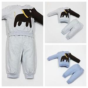 ♥neu♥babykleidung  2-teilig ,oberteil Strampelhose  Gr 68 ; 74 ; 80 ; 86 QualitäT Und QuantitäT Gesichert