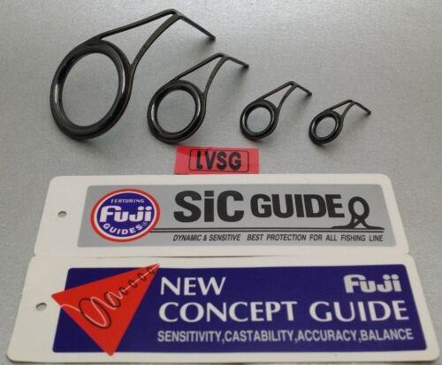 1pc Fuji SIC Guide Fishing Rod Building LV LVSG Japan Single Choose Size