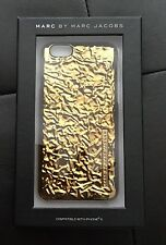 Marc By Marc Jacobs Gold Iphone 6 & 6S Case Foil