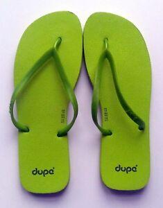 Dupe-Zehsandalen-aus-Brasilien-Typ-034-Leve-034-hellgruen-39-40-NEU