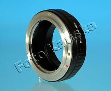 Konica AR-NEX Adapter Adapteur Konica AR lenses to fit Sony Nex Mount - (50738)