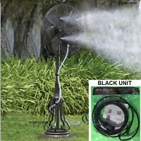Clip On Misting Kit Outdoor Fan Mist Sprinkler Spray Water Patio Plant Mister