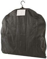 Travel Smart Nylon Garment Bag, Black, 50 Inch (long) X 24 Inch (wide) , New, Fr on sale