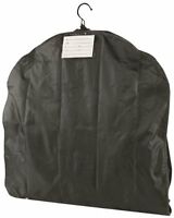 Travel Smart Nylon Garment Bag, Black, 50 Inch (long) X 24 Inch (wide) , New, Fr on sale