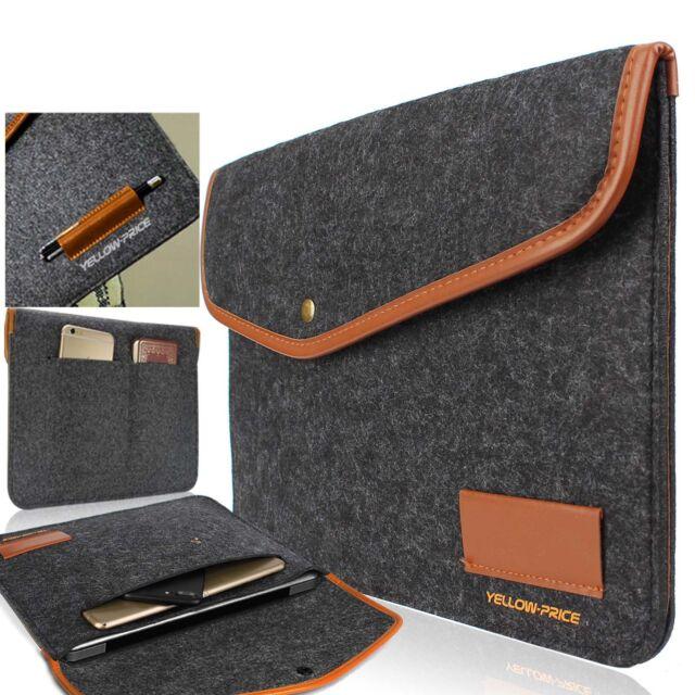 buy popular 3560c 28a28 For 2018 iPad Pro 12.9'' Tablet Hot Envelope Woolen Felt Sleeve Bag Case  Cover