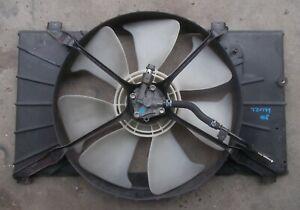 TOYOTA  ARISTO 2JZGTE radiator fan shroud + hydraulic fan 16912-46030 trimmed #8