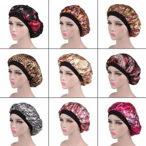 Adjustable-Wide-Band-Satin-Bonnet-Hair-Cap-Night-Sleep-Hat-Turban-for-Womens-1pc