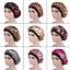 Adjustable-Wide-Band-Satin-Bonnet-Hair-Cap-Night-Sleep-Hat-Turban-for-Womens-1pc thumbnail 1