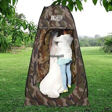 Waterproof pop Up Toilet Shower Tent Changing Room Shelter Bath Tent US Portable