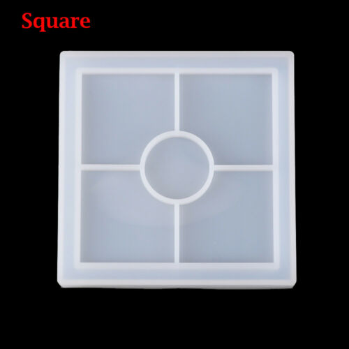DIY Ashtray Mould Silicone Molds Resin Mold Crystal Glue Dropping Tool Epoxy