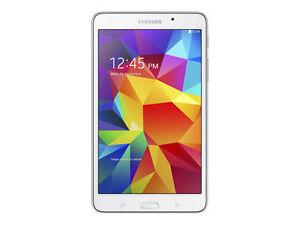 Samsung Galaxy Tab 4 SM-T230 Tablet Blanco 7 pulgadas 8GB