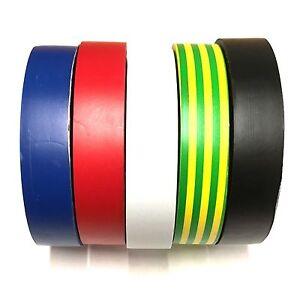 Electrical-PVC-Insulation-Tape-Insulating-19mm-x-20m-Flame-Retardant
