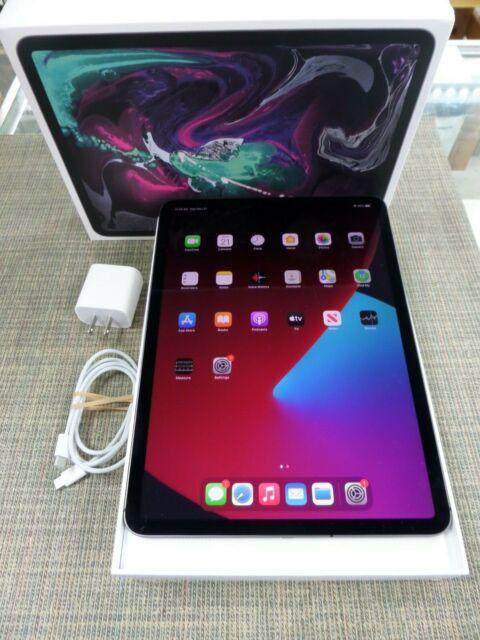 Apple iPad Pro (3rd Generation) 256GB, Wi-Fi + 4G ...