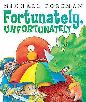 Fortunately, Unfortunately-ExLibrary