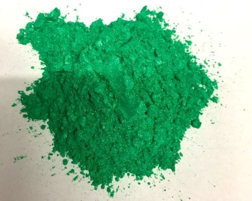 Dark Green Metallic Pigments 2Kg Kit Low Viscosity Ultra Clear Epoxy Resin