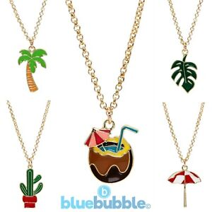 Bluebubble-SUMMER-LOVE-Necklace-Funky-Fun-Holiday-Cute-Kitsch-Retro-Sweet-Kawaii