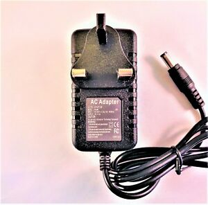 9v dc 1amp guitar effects pedal power supply adapter for boss pedals ebay. Black Bedroom Furniture Sets. Home Design Ideas