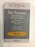 L'oreal Feel Naturale Light Softening One Step Makeup Creme Cafe 245