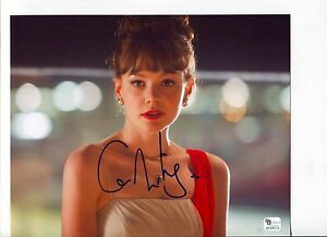 Carey-Mulligan-Drive-Wall-Street-Drive-An-Education-Signed-Autograph-Photo-COA