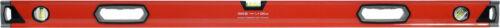 Profi Alu Wasserwaage 3 Libellen Horizontal Vertikal 45° Wasserwaagen 100 120cm