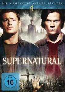 Supernatural-Staffel-4-DVD-NEU-OVP