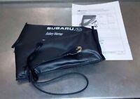 Genuine Subaru 80w Battery Warmer - All Models - J6010fs000