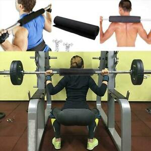 Barbell Pad Comfortable Protective Cushioned Shoulder Support Sponge Cover Squat Back Foam