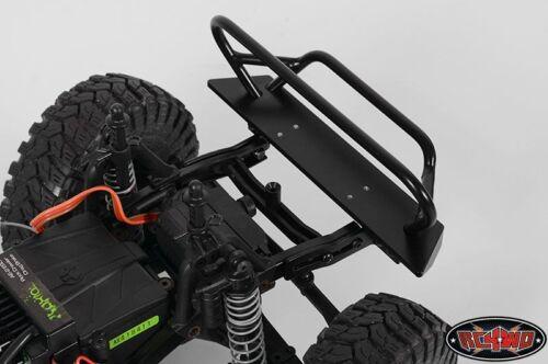 RC4WD Tough Armor Winch Bumper with Grill Guard Axial Jeep Rubicon SCX10 Z-S1193