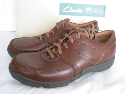 Air Leather Active 5 7 Brown Drive 11 Rench 7 Shoes New 8 amp; Clarks YEAqw1