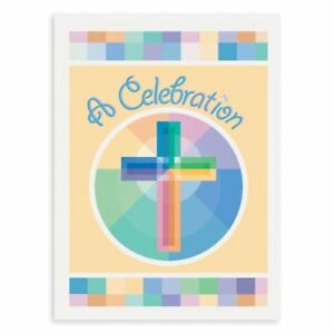 16-Holy-Light-Invitations-A-Celebration-multi-color-cross-religious