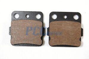 Brake Pads KAWASAKI KSF450 KFX450R KFX 450 R 2008-2010 Rear Brakes M BP16