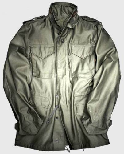 Alpha Industries M65 Feldjacke oliv M,Field Coat,US Army,Kultjacke,Military