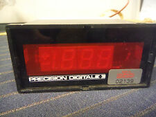 PRECISION DIGITAL PANEL METER 115 VAC MODEL PD710CJ  DISPLAY READOUT