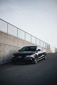 Audi RS5 2013 Titanium package, sport exhaust, B&O