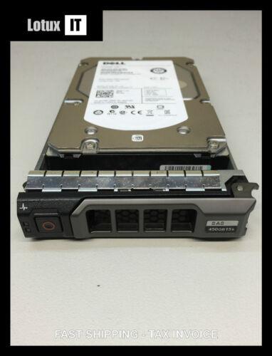 Best Dell PowerEdge PE 450Gb 15K SAS HDD 0B23461 HUS154545VLS300 Fireware D590