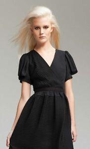 ALICE-by-Temperley-Women-s-Black-Mina-Tea-Dress-SIZE-UK-16-RRP-365-1