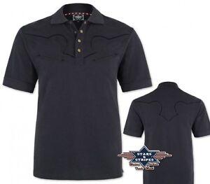 Western-Poloshirt-Matthew-von-Stars-amp-Stripes