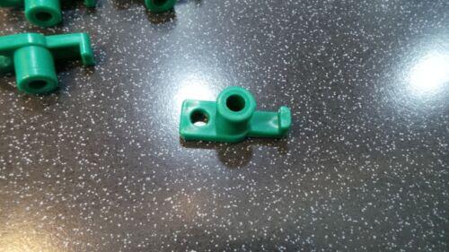 12x Green Rock Peg Tent Peg Top//Hooks Fits onto existing peg MOTORAMA