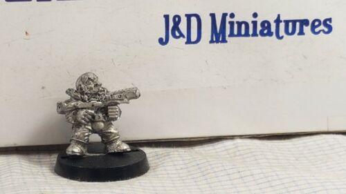 GW Citadel rogue trader warhammer 40,000 IC501 Iron Claw squats gavos 1988