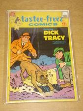 TASTEE-FREEZ COMICS #6 VG (4.0) DICK TRACY HARVEY COMICS 1957