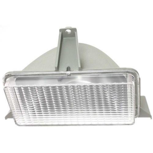 LH=RH Side Parking Light Clear Lens For Blazer 87-88