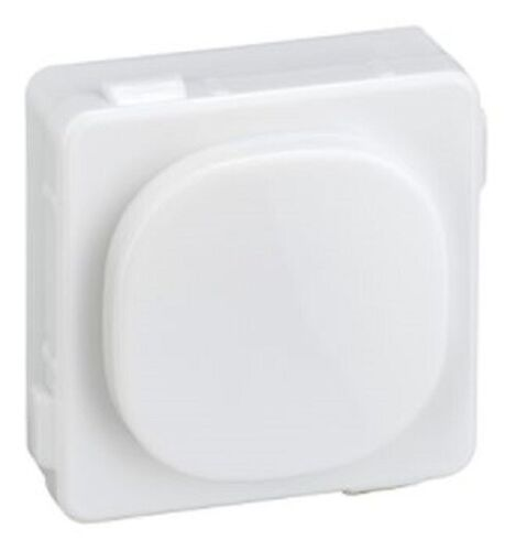 10x Clipsal REMOVABLE BLANK PLUGS Fit 30Series Flush Plate Apertures WHITE