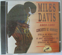 Miles Davis - 1958 - 1960 'concierto De Aranjuez' - Import Jazz Cd -