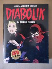 DIABOLIK - Gli Anni del Terrore - Giussani Super Miti Mondadori 2003 [MZ4]
